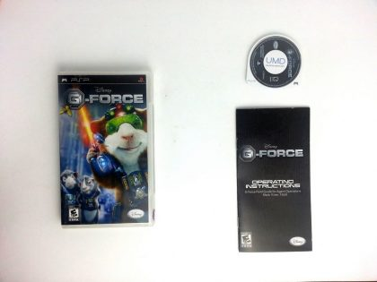 G-Force game for Sony PSP -Complete