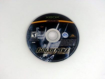 Goldeneye Rogue Agent game for Microsoft Xbox - Loose