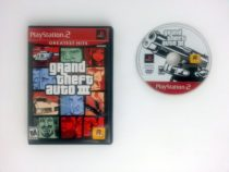 Grand Theft Auto III game for Sony Playstation 2 PS2 -Game & Case