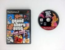 Grand Theft Auto Vice City game for Sony Playstation 2 PS2 -Game & Case