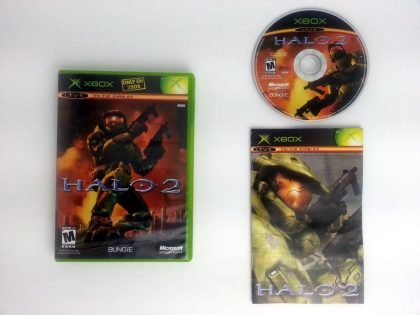 Halo 2 game for Microsoft Xbox -Complete