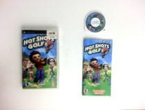 Hot Shots Golf Open Tee 2 game for Sony PSP -Complete