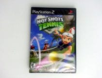 Hot Shots Tennis game for Sony Playstation 2 PS2 - New