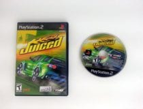 Juiced game for Sony Playstation 2 PS2 -Game & Case