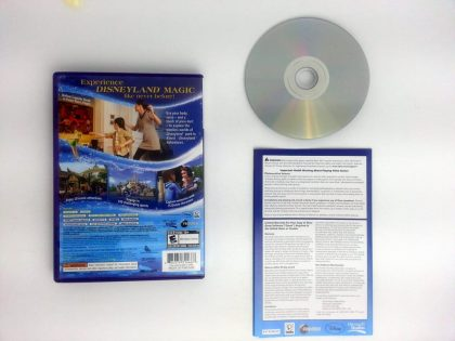 Kinect Disneyland game for Xbox 360 (Complete)   The Game Guy