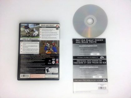 Madden 2008 game for Playstation 2 (Complete) | The Game Guy