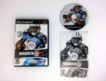 Madden 2008 game for Sony Playstation 2 PS2 -Complete