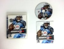 Madden 2008 game for Sony Playstation 3 PS3 -Complete
