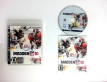 Madden NFL 10 game for Sony Playstation 3 PS3 -Complete