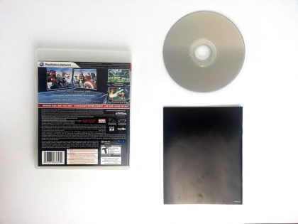 Marvel Ultimate Alliance 2 game for Playstation 3 (Complete)   The Game Guy