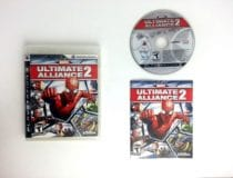 Marvel Ultimate Alliance 2 game for Sony Playstation 3 PS3 -Complete