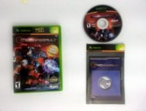 MechAssault game for Microsoft Xbox -Complete