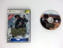 Medal of Honor Frontline game for Microsoft Xbox -Game & Case