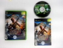 Medal of Honor Rising Sun game for Microsoft Xbox -Complete