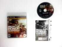 Medal of Honor Warfighter Limited Edition game for Playstation 3 PS3 -Complete