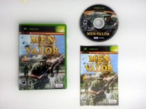 Men of Valor game for Microsoft Xbox -Complete