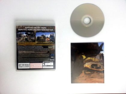 MotorStorm game for Playstation 3 (Complete)   The Game Guy
