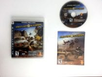 MotorStorm game for Sony Playstation 3 PS3 -Complete