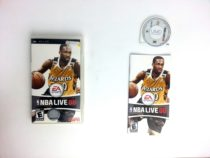 NBA Live 2008 game for Sony PSP -Complete