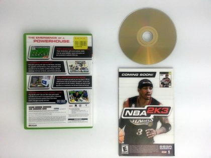NFL 2K3 game for Xbox (Complete) | The Game Guy