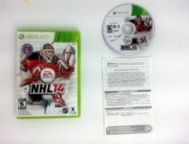 NHL 14 game for Microsoft Xbox 360 -Complete