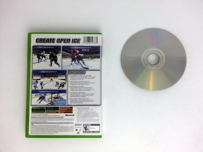 NHL 2005 game for Xbox   The Game Guy