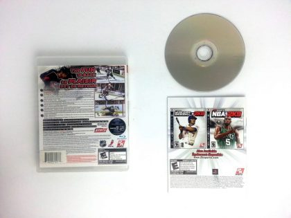 NHL 2K9 game for Playstation 3 (Complete) | The Game Guy