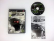 Need for Speed Prostreet game for Sony Playstation 2 PS2 -Complete