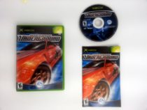 Need for Speed Underground game for Microsoft Xbox -Complete