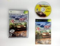 Ralli Sport Challenge game for Microsoft Xbox -Complete