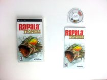 Rapala Trophies game for Sony PSP -Complete
