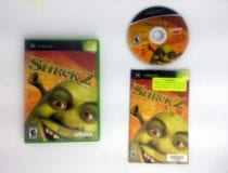 Shrek 2 game for Microsoft Xbox -Complete