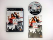Singstar Rocks game for Sony Playstation 2 PS2 -Complete