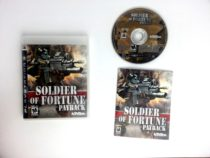Soldier Of Fortune Payback game for Sony Playstation 3 PS3 -Complete