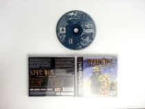 Spec Ops Airborne Commando game for Sony Playstation PS1 PSX -Complete