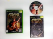 Star Wars Knights of Old Republic game for Microsoft Xbox -Complete