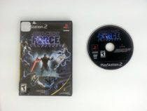 Star Wars The Force Unleashed game for Sony Playstation 2 PS2 -Game & Case