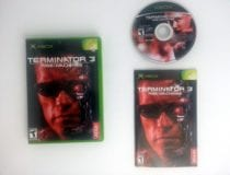 Terminator 3 Rise of the Machines game for Microsoft Xbox -Complete