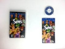 The Sims 2 game for Sony PSP -Complete