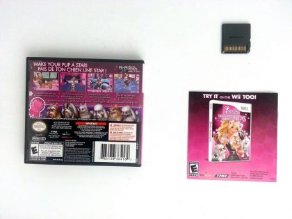 Barbie: Groom and Glam Pups game for Nintendo DS (Complete) | The Game Guy