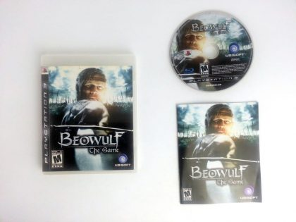 Beowulf The Game game for Sony Playstation 3 PS3 -Complete