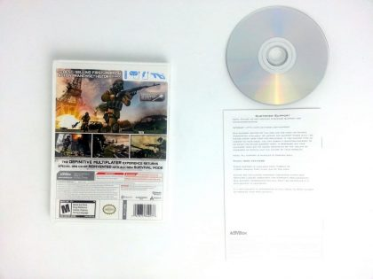 Call of Duty: Modern Warfare 3 game for Wii (Complete) | The Game Guy