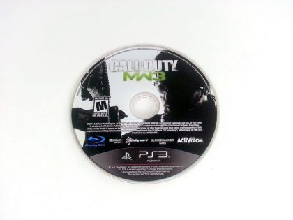 Call of Duty: Modern Warfare 3 game for Sony Playstation 3 PS3 - Loose