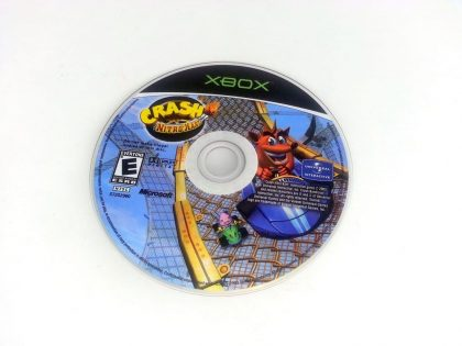 Crash Nitro Kart game for Microsoft Xbox - Loose