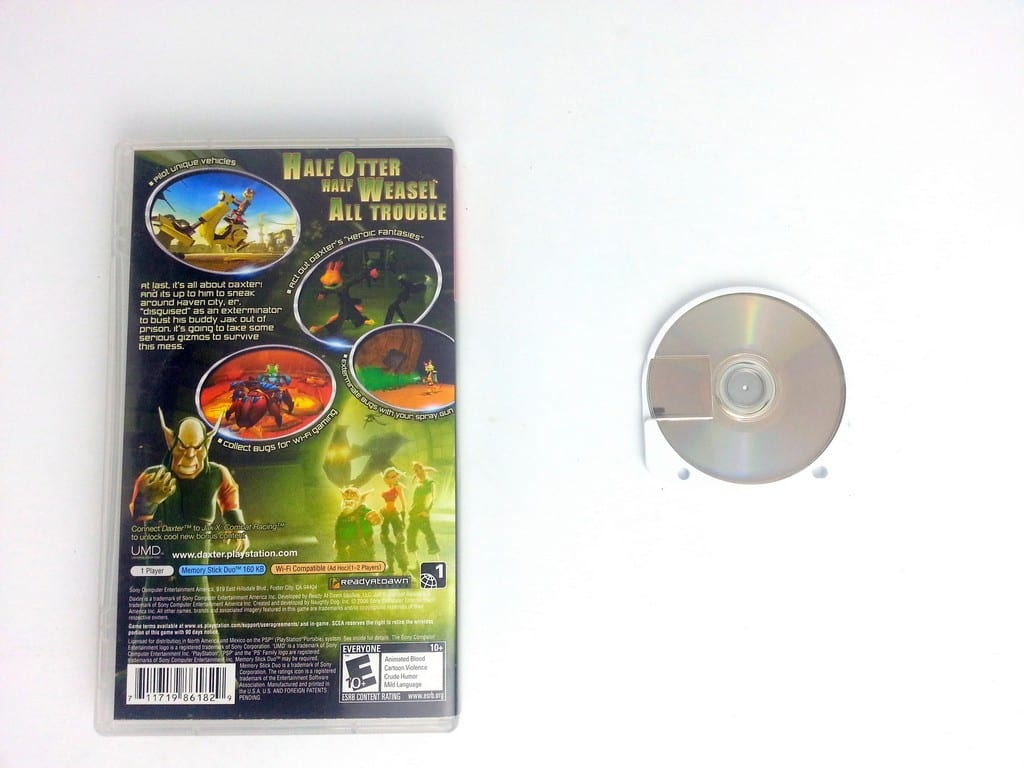 Daxter game for PSP | The Game Guy
