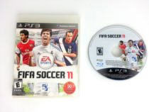 FIFA Soccer 11 game for Sony Playstation 2 PS2 -Game & Case