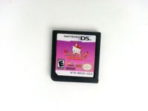 Hello Kitty: Birthday Adventures game for Nintendo DS - Loose