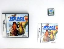 Ice Age: Dawn of the Dinosaurs game for Nintendo DS -Complete