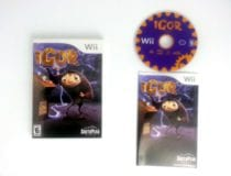 Igor The Game game for Nintendo Wii -Complete