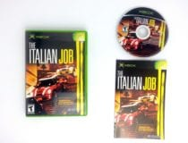 Italian Job game for Microsoft Xbox -Complete